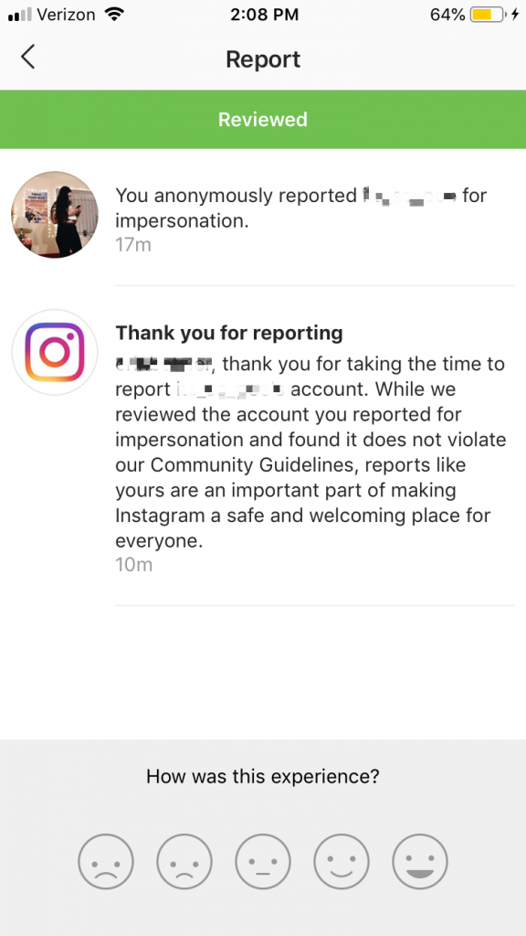 What Happens When You Report an Instagram Account? - Social Buddy